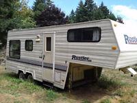 19ft Rustler trailer
