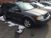 2005 Ford FreeStyle/Taurus X . SUV, Crossover