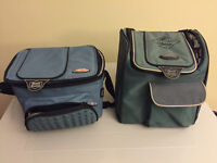 2 Insulated THERMOS Lunch Bags