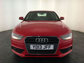 2013 AUDI A4 SE TDI DIESEL SALOON 1 OWNER SERVICE HISTORY FINANCE PX WELCOME.