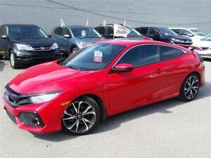 Honda Civic Si MANUELLE TOIT NAVI CERTIFIE 177.98*$/2sem 2017