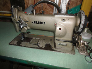 Machine a coudre Industriel Juki LU 563