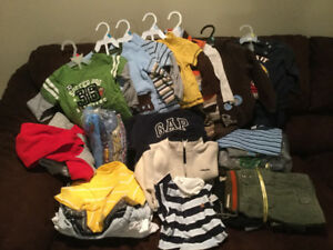 Boys 24month/2T clothing lot