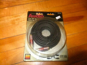 10 ft. OFC Stereo cable