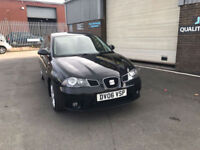 2006 SEAT IBIZA SPORT 1.4 MANUAL ONLY 62,000 MILES WITH SERVICE HISTORY