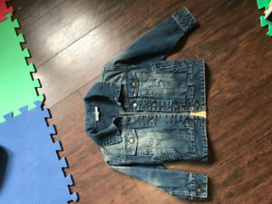 Toddler Boys Jean jacket 3T