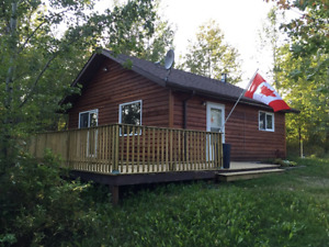 Lakefront Cabin for Sale (30-Year Lease)
