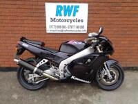 Kawasaki ZXR 400, 2000 X REG, ONLY 2 OWNERS FROM NEW & 4368 MILES, MINT COND