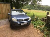 Toyota Rav4 Spares or repair