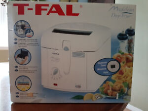 Brand New T-Fal Deep Fryer