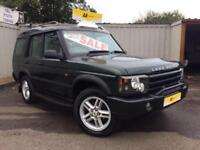 Land Rover Discovery 2 TD5 XS 7 SEATER MANUAL 4X4
