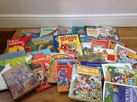 vintage 42 books large bundle