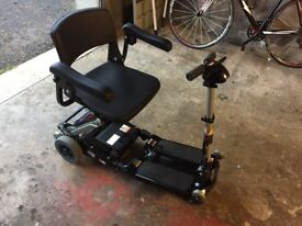 Luggie Elite Mobility Scooter