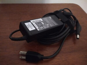 Genuine HP laptop power supply (90W, large round connector)