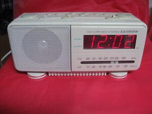 Radio/Réveil