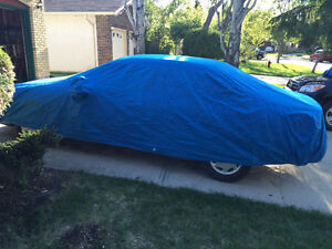 BONDTECH ALL-WEATHER CAR COVER