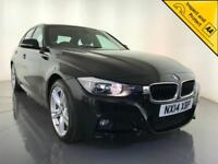 2014 BMW 320D XDRIVE M SPORT DIESEL HEATED SEATS PARKING SENSORS SERVICE HISTORY