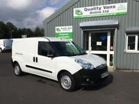 Vauxhall Combo 2300 L2H1 CDTI *ONLY 14000 MILES* LWB