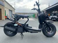2003 JDM Honda Zoomer 50 in black