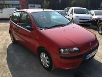 2003 Fiat Punto 1.2 Active 3dr 3 door Hatchback