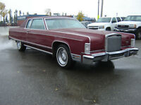 1977 Lincoln Town Car Coupe