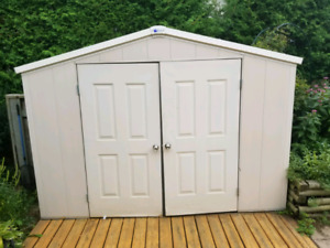 10' x 8' Royal Outdoor Products Insulated Shed for Sale