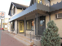 Commercial space available on the Village Square, Lakefield