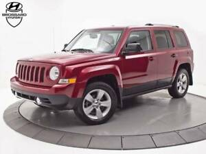 2011 Jeep Patriot Limited 4X4 CUIR TOIT OUVRANT BLUETOOTH