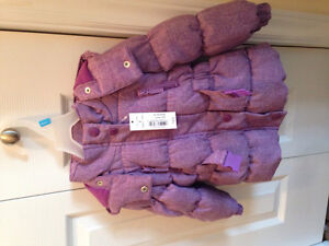 Girls winter coat- new with tags