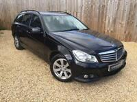 2011 Mercedes-Benz C Class 1.8 C180 BlueEFFICIENCY SE Edition 125 5dr