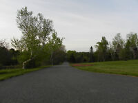 RV lots for rent.
