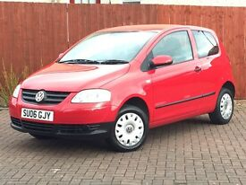 🔴 Very Low Mileage VW Fox 🔴 not Volkswagen Polo