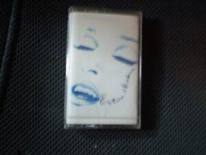 cassette 4 track madonna/erotica