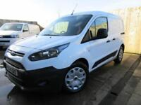 FORD TRANSIT CONNECT VAN 200 1.6 TDCI L1 SWB FULL SERVICE HISTORY VGC