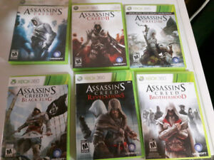 Assassins Creed 360 Collection