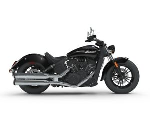 2018 Indian Motorcycle Scout Sixty Thunder Black