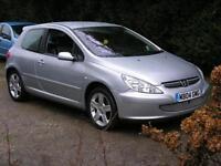 Peugeot 307 2.0HDi 2004MY XSi