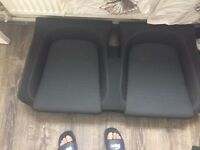 Vw scirocco back seats