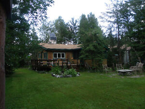 CABIN/COTTAGE FOR SALE - OPEN HOUSE WEEKEND JULY 30, 31 & AUG. 1