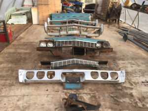 68 Chevy Impala parts for sale