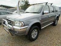 2006 Ford Ranger Thunder 4X4 *Double-Cab* Double-Cab Pickup Diesel Manual