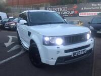 2007 Land Rover Range Rover Sport 2.7 Tdv6 **White / Full Service History**