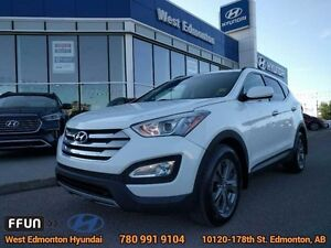 2013 Hyundai Santa Fe Sport Premium AWD heated steering wheel