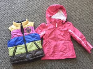 3T Girls clothing / jacket / swim suit