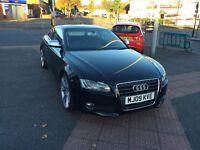 6 month warranty Audi A5 t sport 2.0 petrol reg 2009 milage 40,000