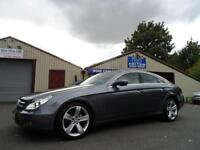 Mercedes-Benz CLS320 3.0CDi 7G-Tronic automatic JUST 49000 MILES 09 PLATE