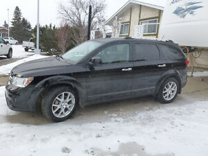 2014 Dodge Journey R/T v6,SUV,Crossover,7pass,DVD,remote starter