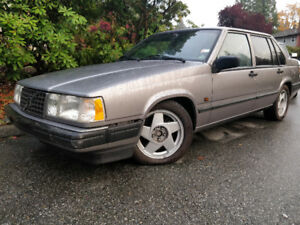 1991 Volvo 940 Turbo - Upgrades - runs great - quick sale!!