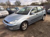FORD FOCUS 2004 1.6 MY ZETEC PETROL - AUTOMATIC - FULL SERVICE HISTORY