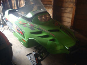 For Sale ZR Artic Cat Snowmobile Moose Jaw Regina Area image 1